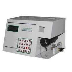 Digital Flame Photometer MicroprocessorA
