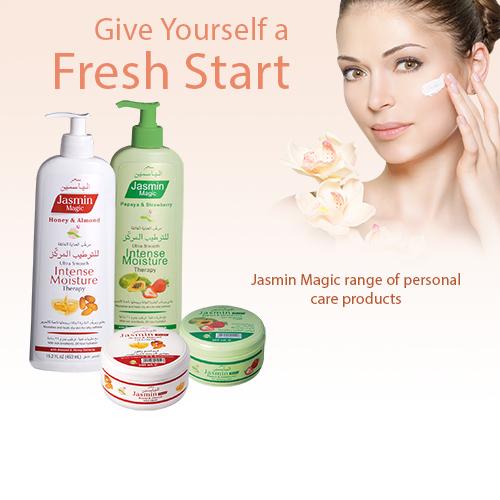 Jasmin Magic Moisturizing Body lotion