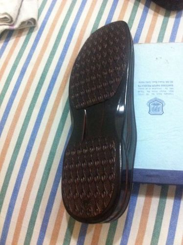 Rubber Shoe Soles
