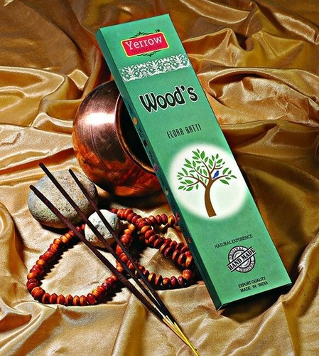 Natural Wood Incense Sticks