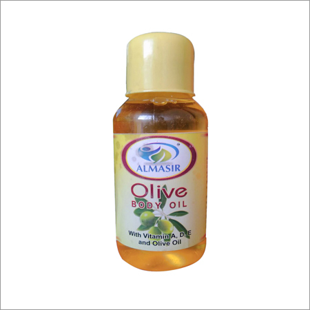 Herbal Olive Body Oil