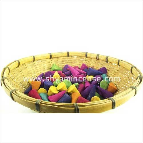 Color Dhoop Cone