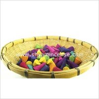 Color Dhoop Cone<
