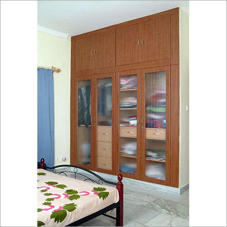 Laminated Wooden Wardrobes