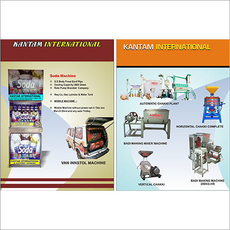 Kantam International Leaflet