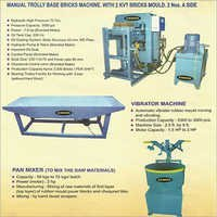 Ki Ambica Brick & Vibro Table Mch