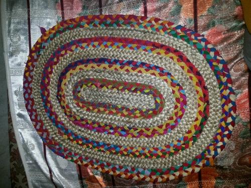jute flower rugs
