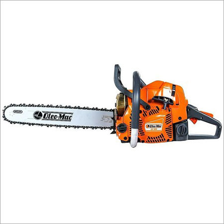 Oleo Mac GS 650 Chain Saw (Petrol)