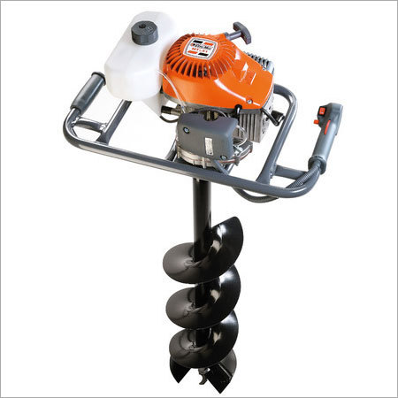 Earth Auger Machine