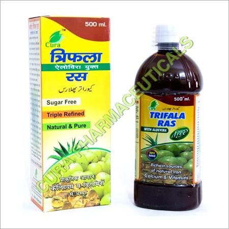 Ayurvedic Triphala Juice