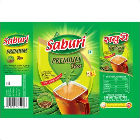Premium Tea Brand