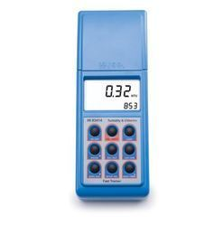 Turbidity Chlorine Portable Meter