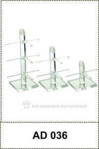 Acrylic Niche Frame Display Stand