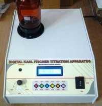 Microprocessor Karl Fischer Titrimeter