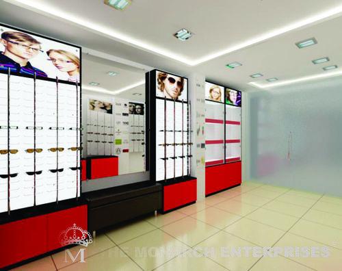 Designing Solution for Optical Showroom