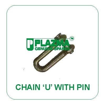 Chain 'U' With Pin Spl. Green Tractor