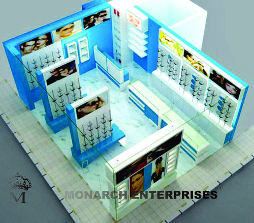 Designing for Optical Showroom