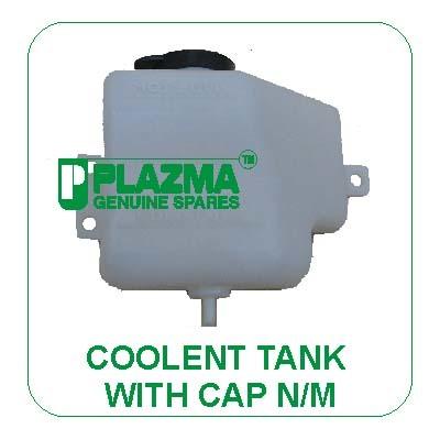 Coolent Tank With Cap N/M John Deere