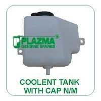 Coolent Tank With Cap N/M John Deere