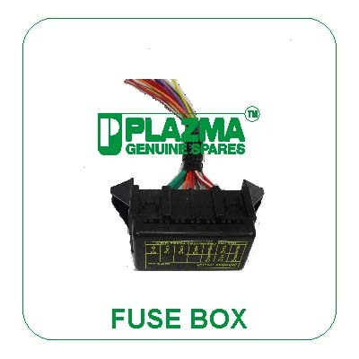 Fuse Box Green Tractor