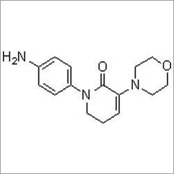 1-(4-Aminophenyl)-5,6-dihydro-3-(4-morpholinyl)-2(1H)-pyridinone