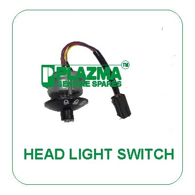 Head Light Switch Green Tractor