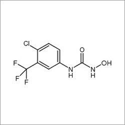 1-(4-chloro-3-(trifluoromethyl)phenyl)-3-hydroxyurea