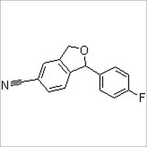 1-(4-Fluorophenyl)-1,3-dihydroisobenzofuran-5-carbonitile