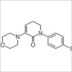 1-(4-Iodophenyl)-3-morpholino-5,6-dihydropyridin-2(1H)-one