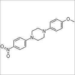 1-(4-Methoxyphenyl)-4-(4-nitrophenyl)piperazine