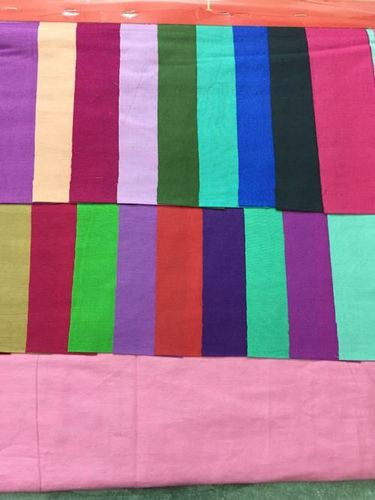 Dyed Cotton Printed Fabrics