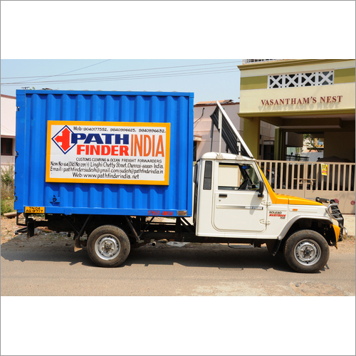 Mini Trucks On Hire in Chennai