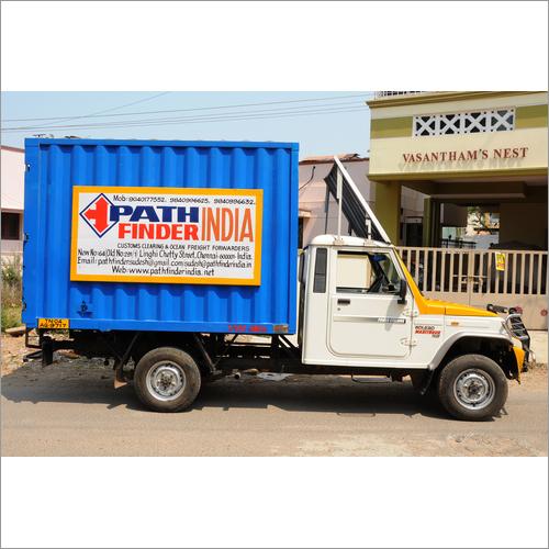 Mini Trucks On Hire in Chennai