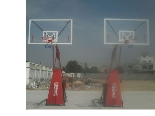 Basketball Poles & Boards