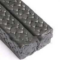 PTFE Non Asbestos 100% Graphite Packing