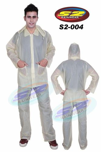 S2 Trans Rainsuit