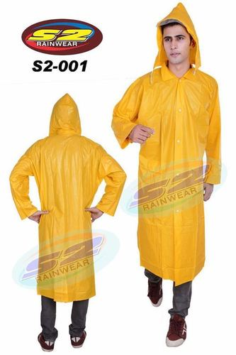 S2 Yellow Raincoat