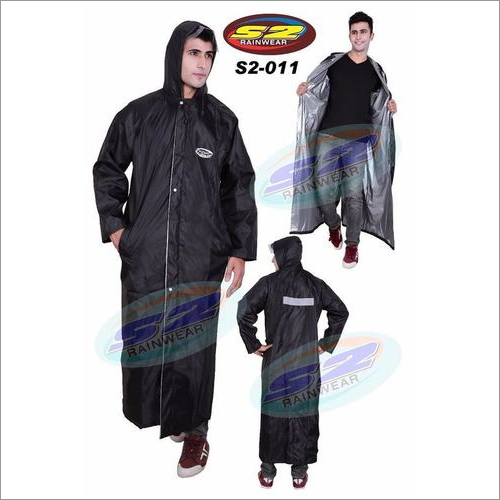 S2 Reversible Raincoat