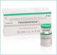 Thromboparin 25000iu/5ml