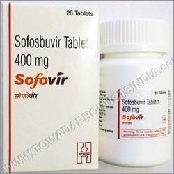 Sofovir Sofosbuvir Tablets