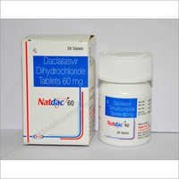 Natdac Daclatasvir Dihydrochloride Tablets