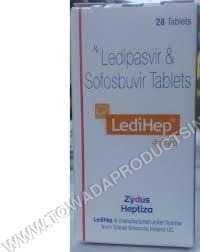 Ledihep Ledipasvir Tablets