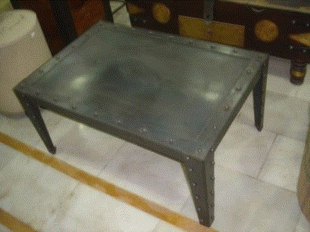 Iron Industrial Furniture Shriman Exports 06
