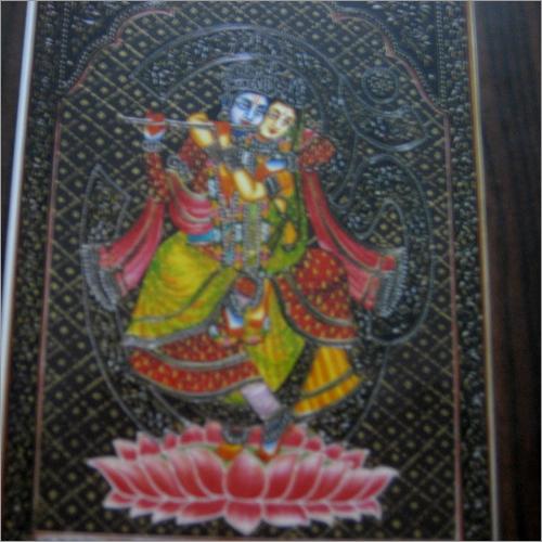 Madhbani Painting