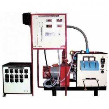 Three Cylinder Four Stroke Petrol Engine Test Rig With Morse Test