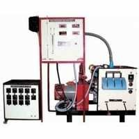 Three Cylinder Four Stroke Petrol Engine Test Rig With Morse Test