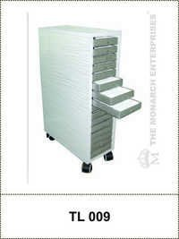 Optical Frames Storage Trolley