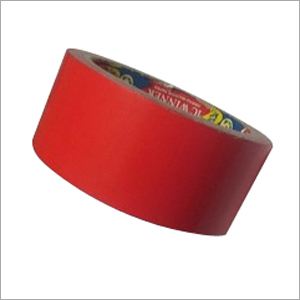 Red Book Binding Cloth Tape