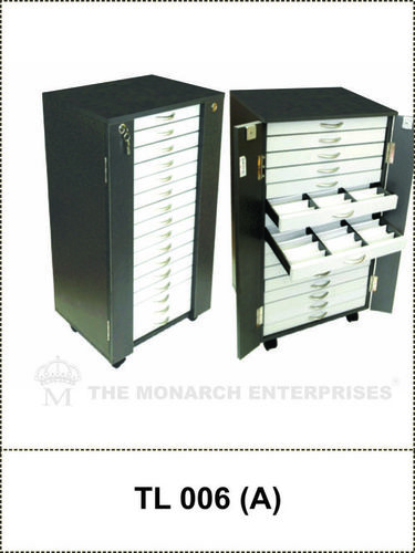 Spectacles Storage Drawers Trolleys