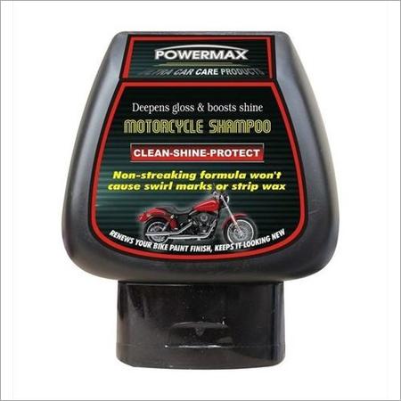 Motorcycle Shampoo